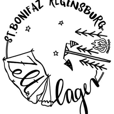Zeltlager 2019: Anmeldung